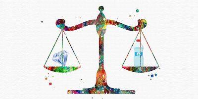 تئوری ذهنی ارزش و پارادوکس آب و الماس
