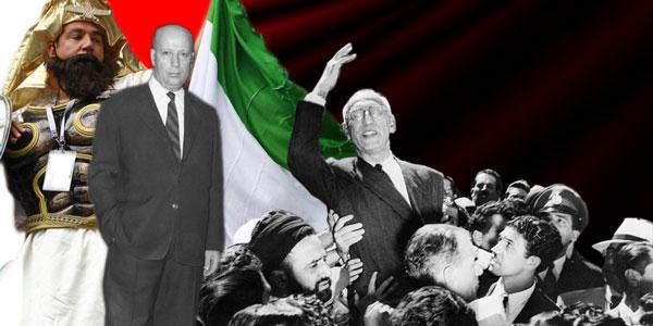«دموکراسی ایرانی» و «سوسیالیسم ایرانی»