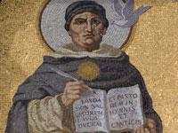 قدیس توماس آکویینی (سده سیزدهم میلادی)