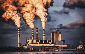 تخلیه آلاینده ناشی از سوخت های فسیلی و مالیات بر کربن