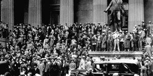 سقوط بورس 1929 - ایالات متحده