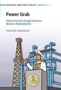 کتاب قاپیدن قدرت (Power Grab)
