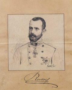 رودولف فن هابسبرگ